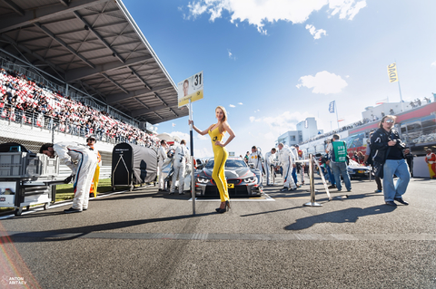 DTM 2015 Moscow