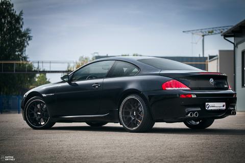 На сегодня такой агрегат: BMW M6 с пробегом 12.000