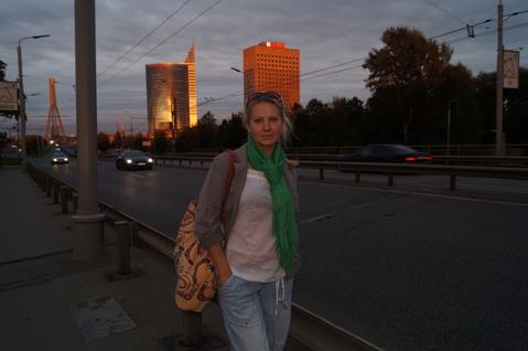 Я в моём городе..)))