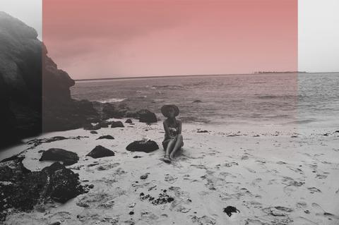 карибское море. латвийская плоть