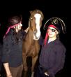 костюм коня удался