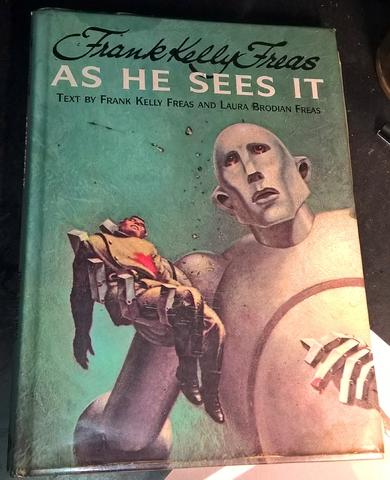 As he sees it