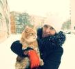Зимнее солнышко)