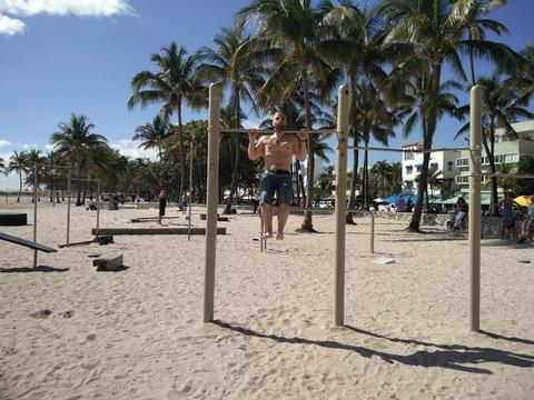 Miami workout