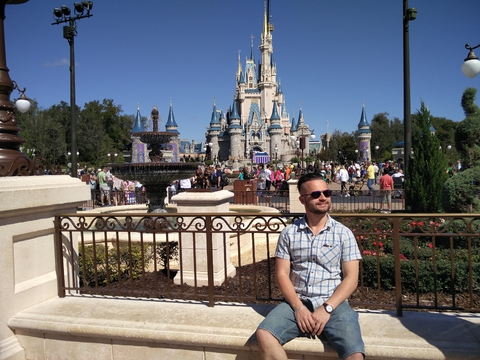 Disney land - florida