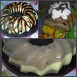 Тортик из заварного крема
