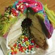 Не диетический торт