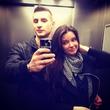 Первое селфи в лифте! )