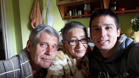 У деда с бабушкой в гостях