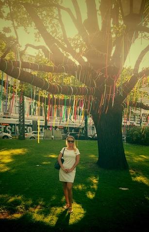 Дерево желаний...