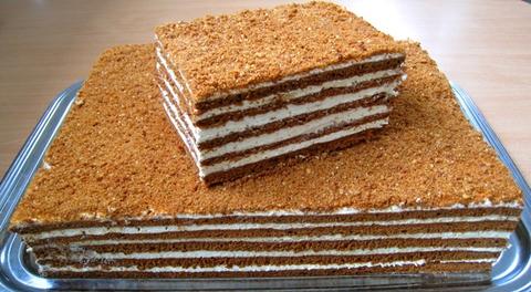 Какие торты вам нравятся?