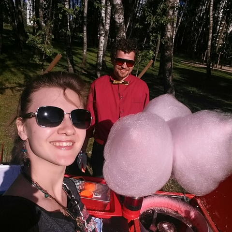 Делаем деньги из ложки сахара :)))