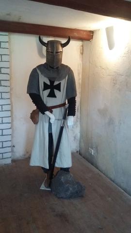 Доспехи Ливонского рыцаря.