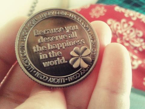 Lucky coin <З