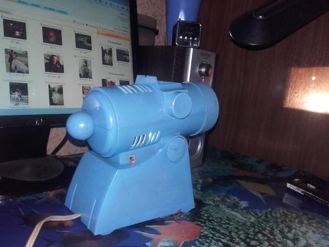 Эксклюзивный проектор диафильмов в рабочем состояние
