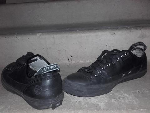 "Мои кроссовки фирмы ""G-Star RAW"""
