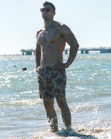 Тирренское море-холодное!