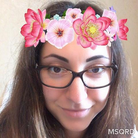 Ботан в цветуёчках =D