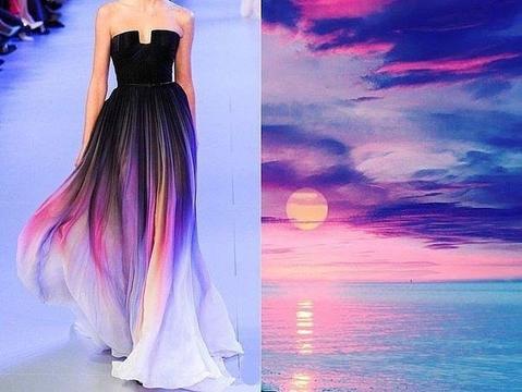 Покажите красивое женское платье?