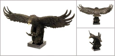 Статуэтка бронзовая Орёл
