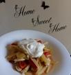 Тушоные Овощи с Филе . Цукини, картоха , паприка. специи