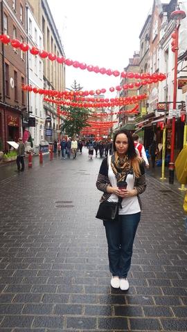 chinatown London)