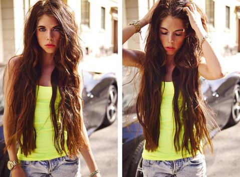 Девушки, какие волосы вы бы хотели иметь?