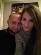 С любимым мужем =)