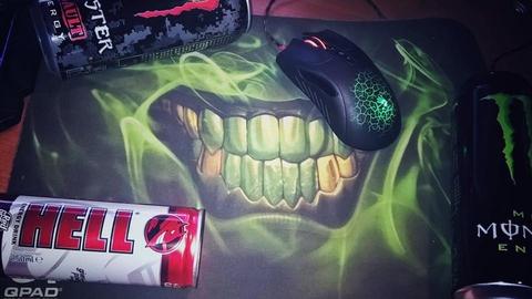 A4-Tech CORP. Bloody halloween contest winner