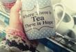 Привет, чай.