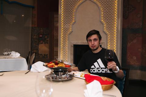 Жирую в Baku