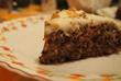 Вкусный пряный морковный пирог!