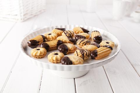 Какими печеньками можете поделиться?