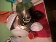 У вас так же посуда типа сушится?