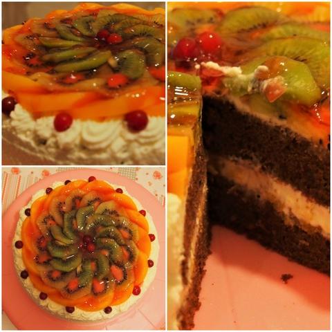 Очередной тортик