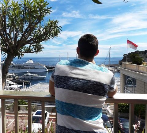 Волшебное Монако