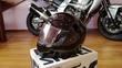 Новый шлем, скоро сезон как никак:)
