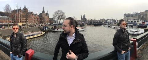 В Амстере и не такое бывает :))