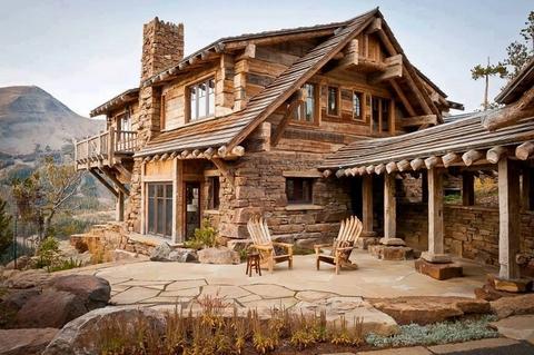 Покажите дом/квартиру, в котором/ой хотели бы жить?