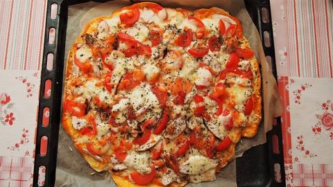 Время для пиццы