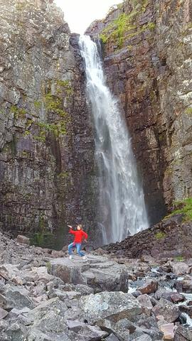 93 метра природной мощи