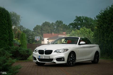 BMW 220dc
