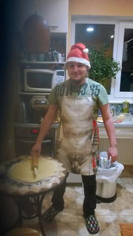 готовим печеньки!