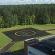 Личная вертолётная площадка
