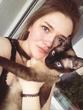 Я очень люблю свою кошечку