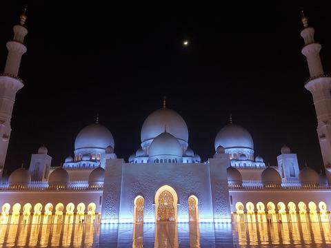 mosque zayed арабская ночь волшебный восток;]