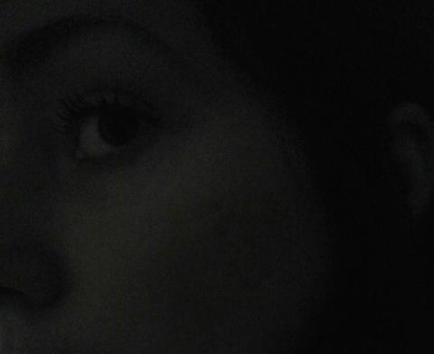 зимний глаз