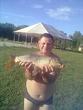 Latvia-Limbaži-mežas salas,fishing carp 3kg