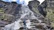 Водопад Скок в Татрах
