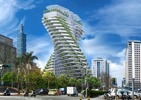 Какого типа здания придут на смену типовым, серым многоэтажкам советской постройки в Рижских районах?